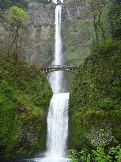 Multnomah falls...