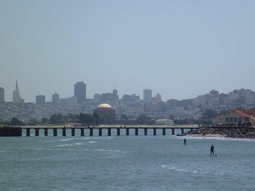 San Fran city scape