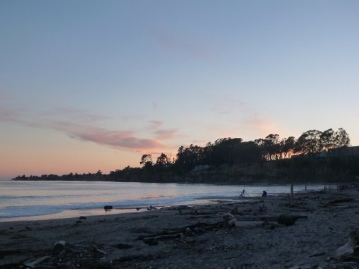 New Brighton State Beach