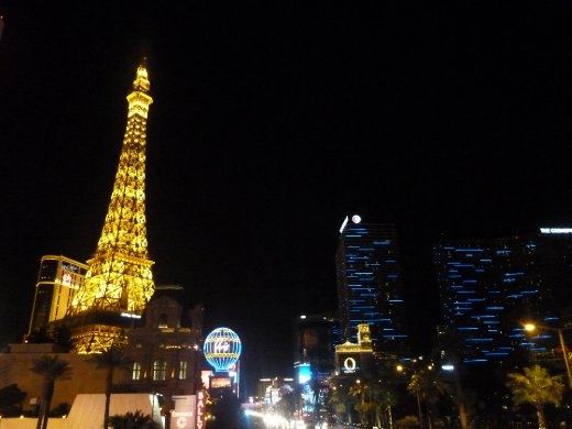Eiffel tower at Paris...we will be seeing the actual one in France later this year...this one will do for now though