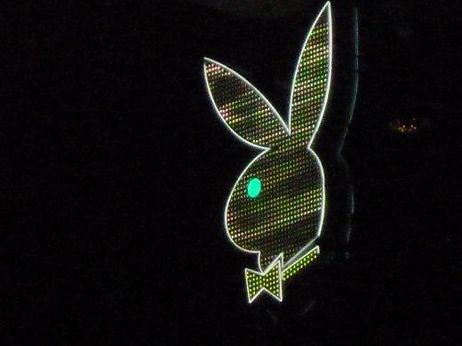 Playboy bunny...