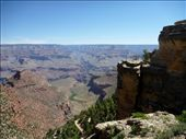 View while hiking Bright Angel Trail: by brettcooke, Views[140]
