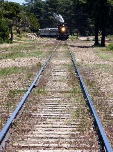 Old school railroad