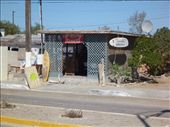 Juanita's...tasty and cheap fish tacos across from the beach: by brettcooke, Views[258]
