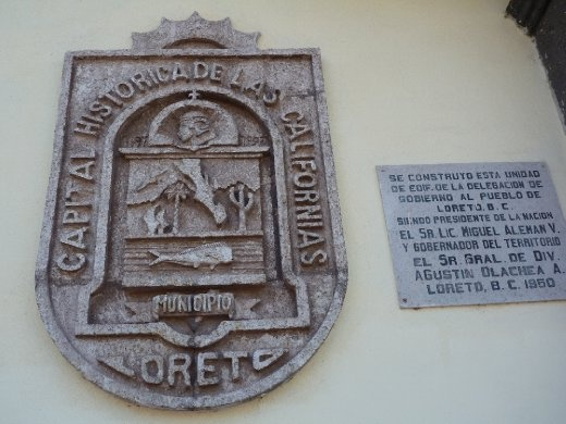 Loreto is the state capital
