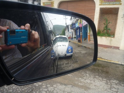 Acapulco, the home of the VW beetle.