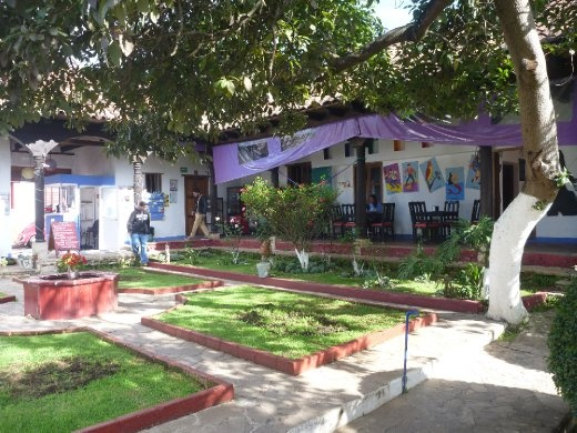Hostel scene