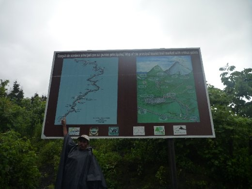Pacayo volcano mission