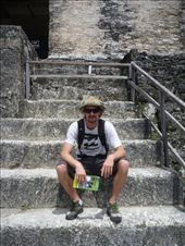 North Acropolis steps...some of the structures here date back to 500B.C.: by brettcooke, Views[180]