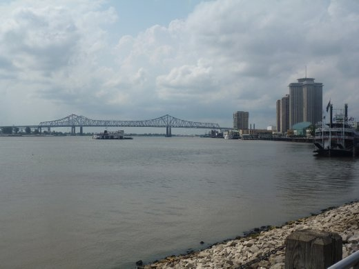 The mighty Mississippi