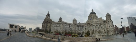 the Cunard building, Liverpool...hey, didn't they build the Titanic?