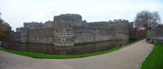 Beau Maris castle, Wales