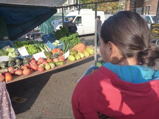 market squashes