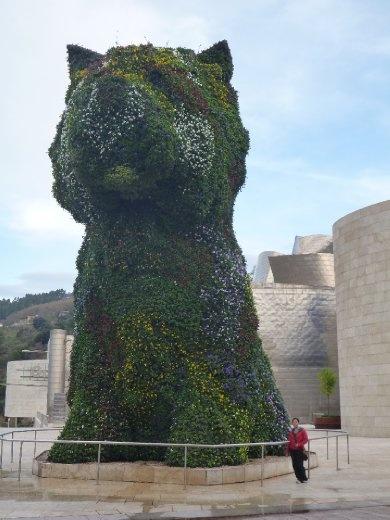 Green dogart