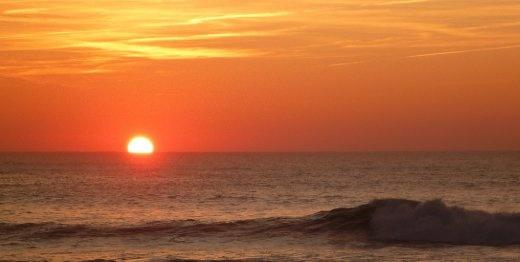 Sunset at Ribamar