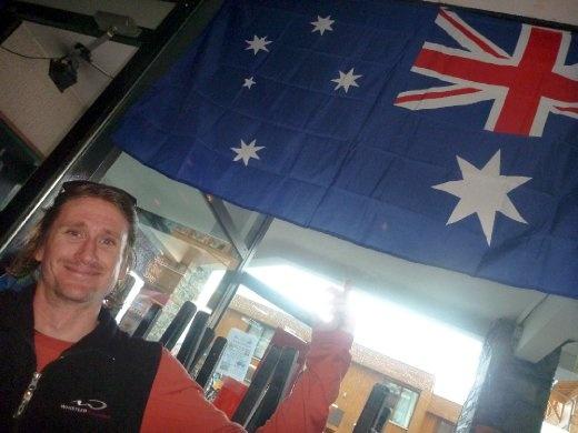 Australia day, Oi, Oi, Oi!