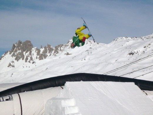 Jakob back flip