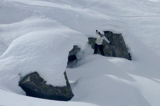 D mini cliff drop
