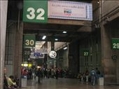 über 80 bahnsteige...der zweitgrößte busbahnhof der welt: by brigitteag, Views[186]