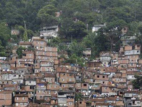 favela, eine von unzähligen