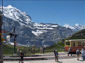 Cog train to Jungfrau : by brinks, Views[304]