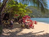 Ilha de Grande  - Las Palmas beach: by brinks, Views[493]