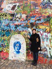 John Lennon wall: by brittaniead, Views[202]