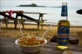 The freshest conch salad and a local beer = paradise!: by brittanysage, Views[92]