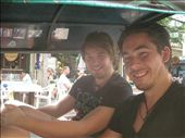 Tuktuk with Chris in Bangkok: by brodenmorgan, Views[120]