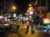 Khao San Road by night: by bulwer, Views[173]