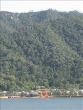 An island off Hiroshima with a well known and popular shrine on it: by bundynbeaches, Views[464]