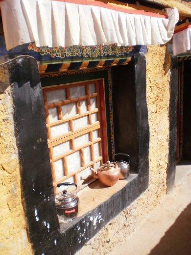 Windowsill at Drak Yerpa