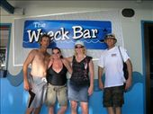 Outside the famous wreck bar.........eh grinner?: by bundynbeaches, Views[778]
