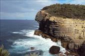 Tasman Peninsula coastline: by bundynbeaches, Views[222]