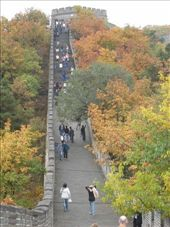 The Great Wall at Mutianyu.: by bundynbeaches, Views[344]