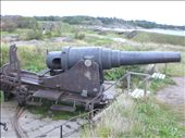 a cannon at the fort: by busyliz, Views[140]