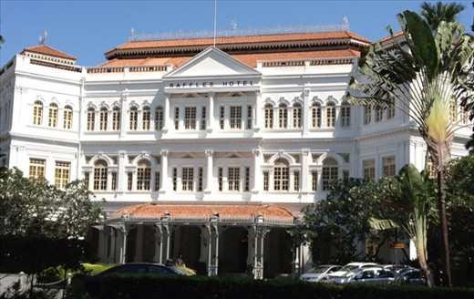 Raffles Hotel - obviously