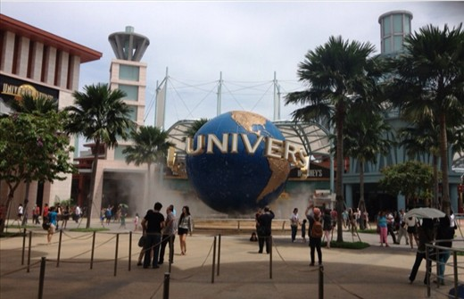 Universal Studios at Sentosa