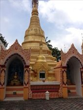 Burmese temple out building: by butterfly-freed, Views[188]