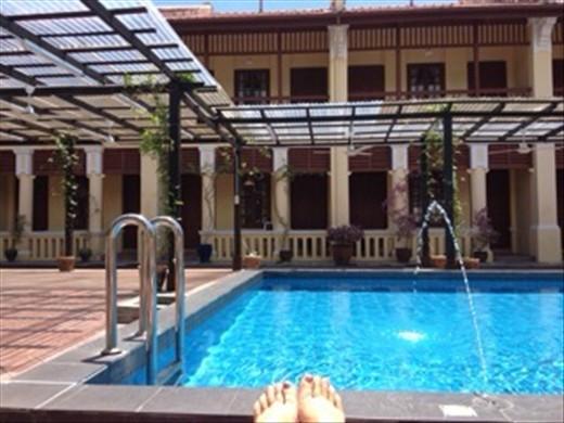 Poolside @ Heritage Hotel
