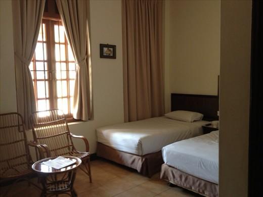 My room @ Heritage Hotel