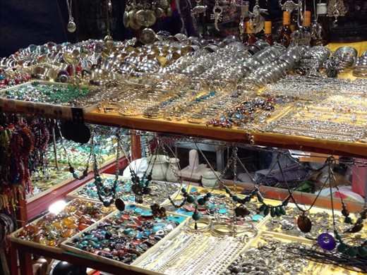 Some jewellery perhaps