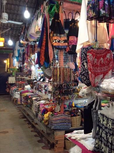 Night market delights