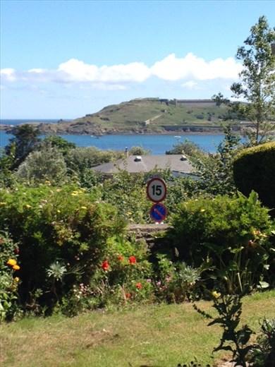 Alderney - stunning view