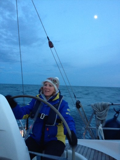 Fi taking the helm