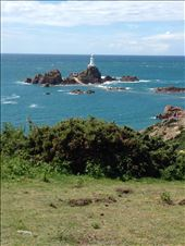 Iconic lighthouse - Jersey: by butterfly-freed, Views[144]