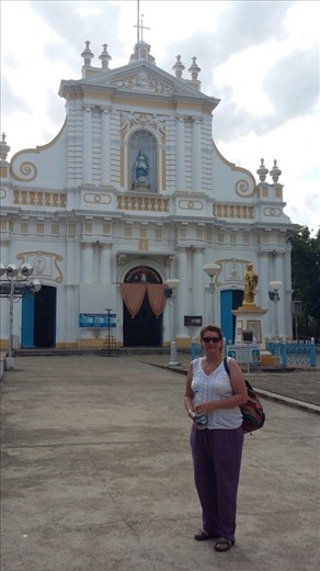 The cathedral, Pondy