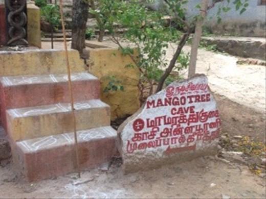 The Mango Tree cave
