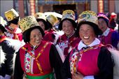 Tibetans. Going out to celebrate NY: by bynatka, Views[155]