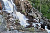 Shooting Eagle Falls with a friend. Close to the edge, but worth the risk. : by camerynjade, Views[113]